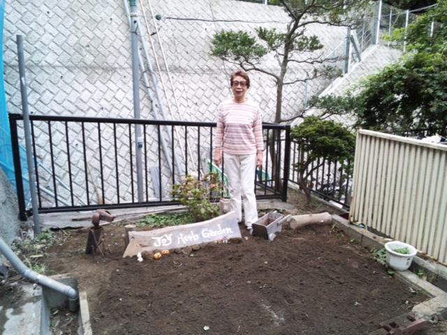 JOY herbgarden その5